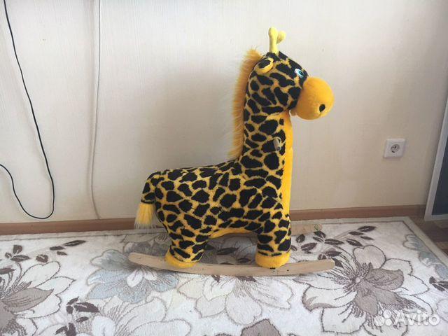 Жираф качалка  89049980947 купить 1