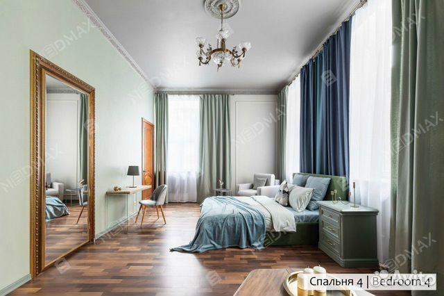 5-к квартира, 155.9 м², 2/5 эт. 88124263793 купить 10