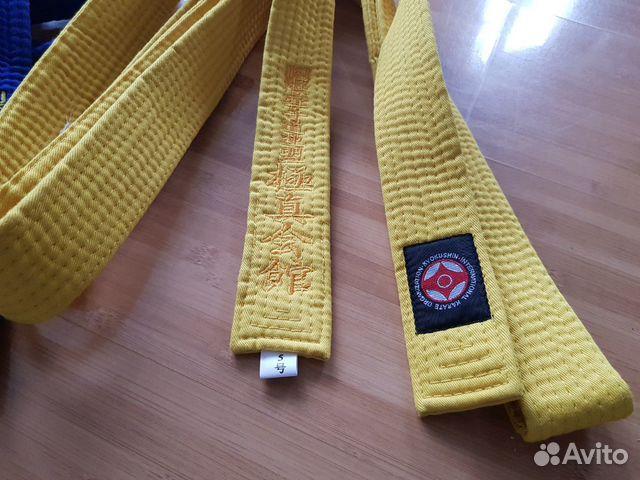 Пояс синий, желтый  купить 2