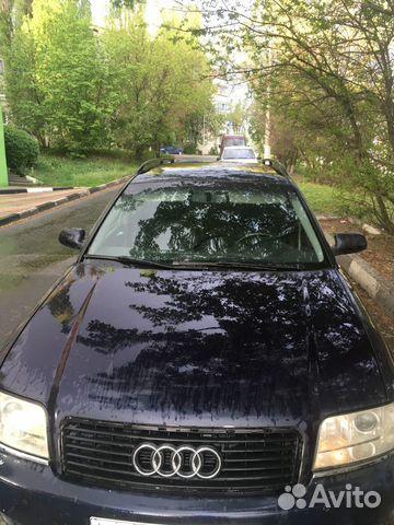 Audi A6, 2002 89606363808 купить 2