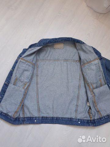 Куртка джинсовая 89024307250 купить 4