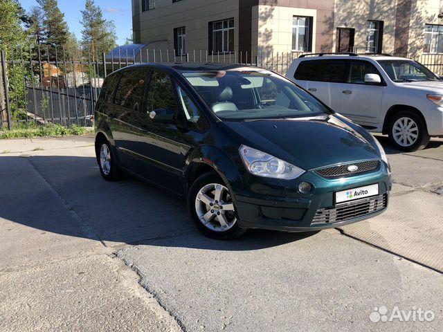 Ford S-MAX, 2006 89615538168 купить 1