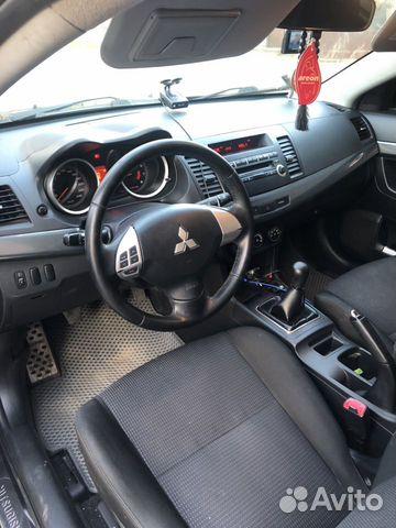 Mitsubishi Lancer, 2008 купить 7