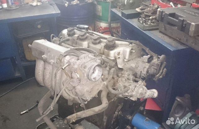 Двигатель 4G92 от Ланцера 7  89211775723 купить 1