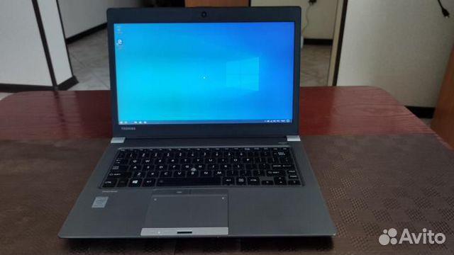 Ультрабук Toshiba Z30 13.3 i7 4600U 12Gb 256 SSD