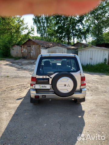 Mitsubishi Pajero Pinin, 2003  89066854498 купить 2