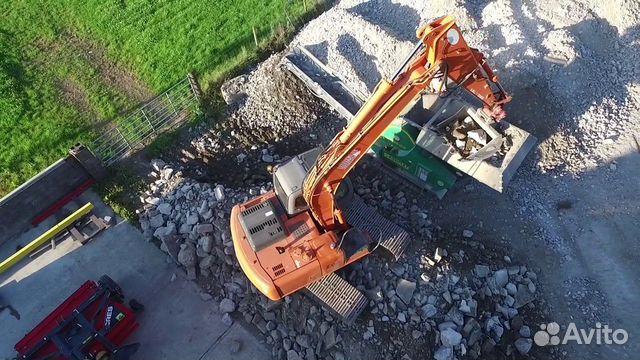 Услуги дробилки бетона бетон титан отзывы