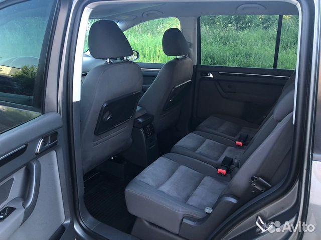 Volkswagen Touran, 2011 купить 10