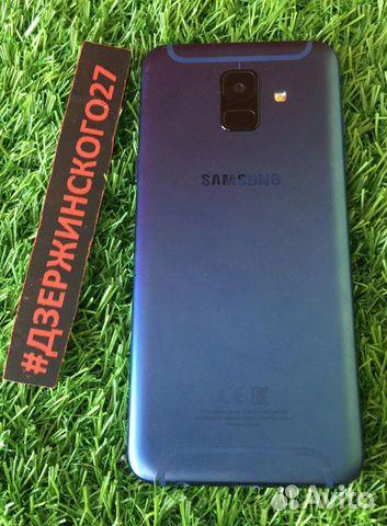 Смартфон SAMSUNG Galaxy A6 купить 3