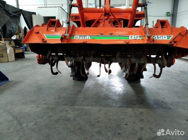 Трактор hinomoto N209  купить 7