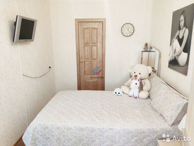 2-room apartment, 43 m2, 1/5 floor  89058701143 buy 4