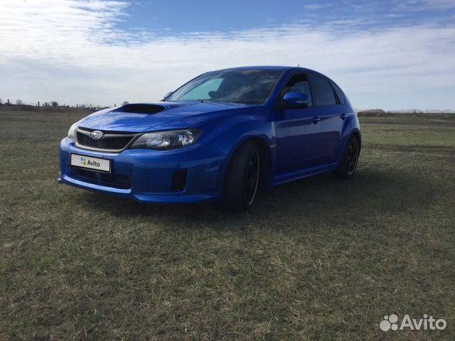 Subaru WRX STI, 2007  89603319329 купить 4