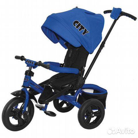 Трехколесный велосипед Trike City New  89054336993 купить 1