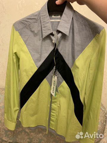 Рубашка kenzo  89894821359 купить 3
