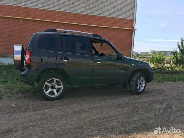Chevrolet Niva, 2013  89300140225 купить 5