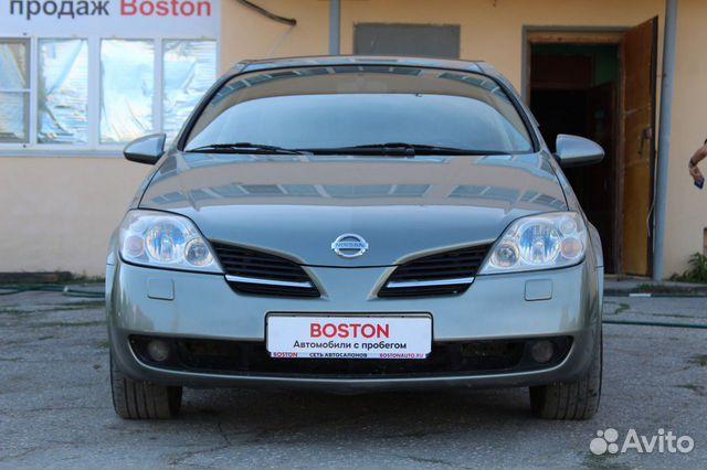 Nissan Primera, 2005  89883900490 купить 3
