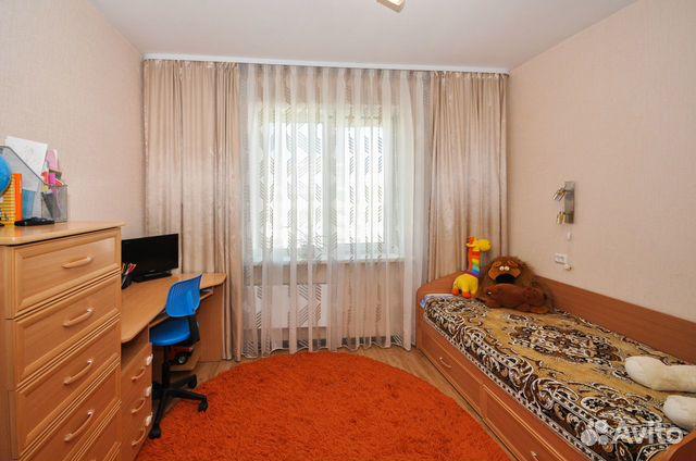 2-к квартира, 60 м², 10/10 эт.