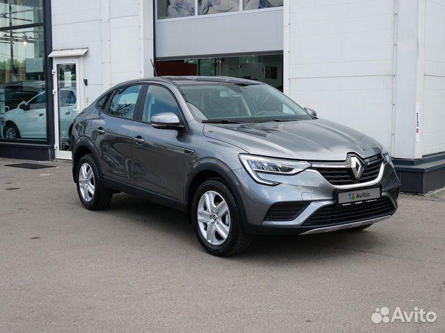 Renault Arkana, 2020  89134005860 купить 2