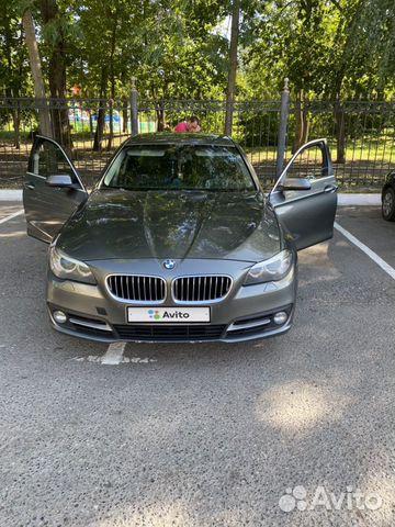 BMW 5 серия, 2013  89603375617 купить 1