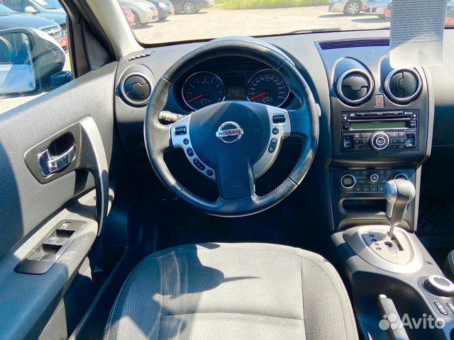 Nissan Qashqai, 2010  89802623569 купить 10