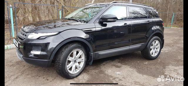 Land Rover Range Rover Evoque, 2012  89581483355 купить 1