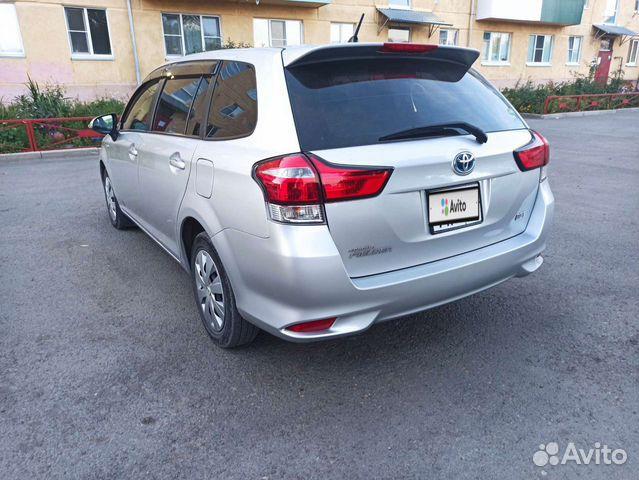 Toyota Corolla Fielder, 2015  89617524519 купить 2