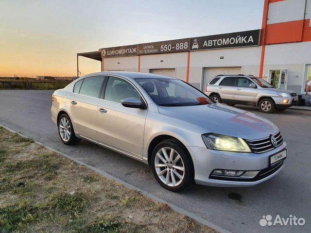 Volkswagen Passat, 2012  89641570577 купить 4