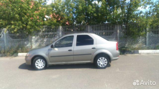Renault Logan, 2011  89603379603 купить 5