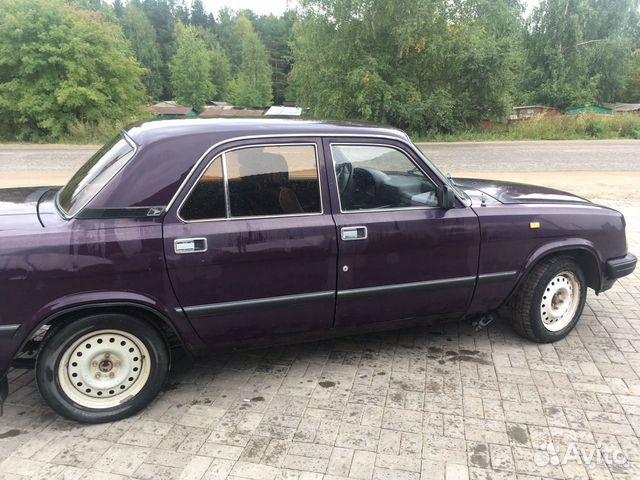 ГАЗ 3110 Волга, 2000  89062953415 купить 9