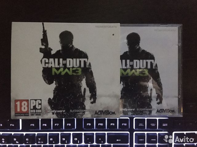 Call of Duty Modern Warfare 3  89626322861 купить 1