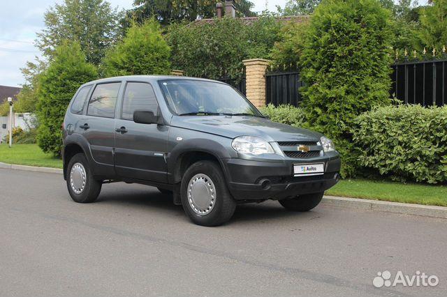 Chevrolet Niva, 2011  89584130603 купить 9