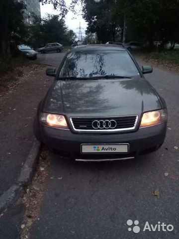Audi A6, 2001  89827961314 купить 3