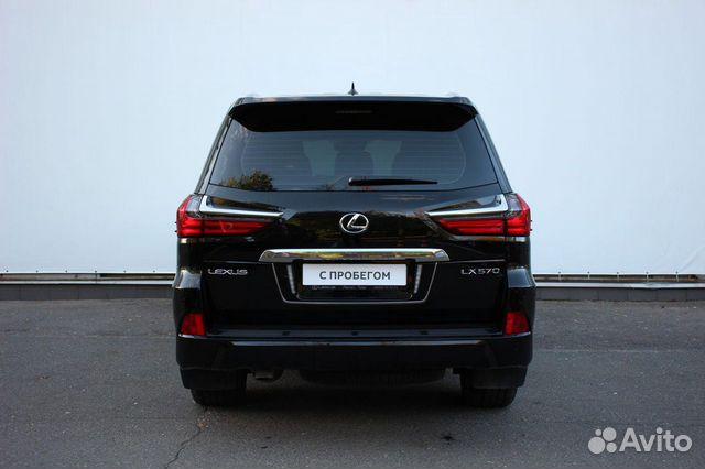 Lexus LX, 2018  84822396411 купить 6