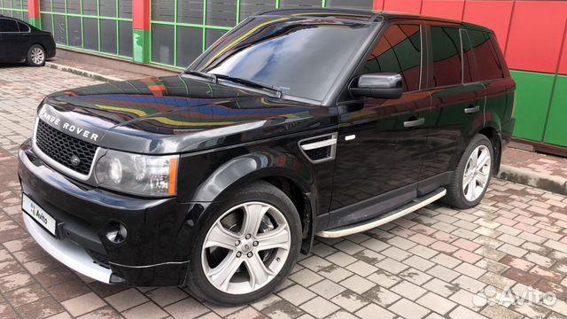 Land Rover Range Rover Sport, 2010  89188202275 купить 3