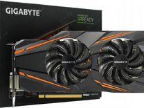 Gigabyte GeForce GTX 1070 windforce OC rev. 1.0