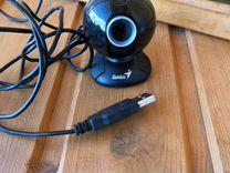 Веб-камера Genius рабочая