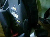 Кресло в нормальном состоянии