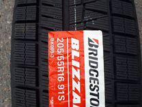 Новые 205.55 R16 Bridgestone Blizzak Revo GZ