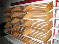 Деревянные полки для хлеба