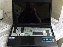 Ноутбук asus X55A или обмен