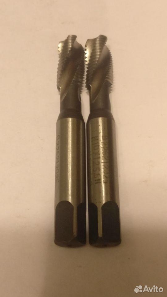 Метчик М 8 шаг 1.25 мм, P6M5  89608366849 купить 2
