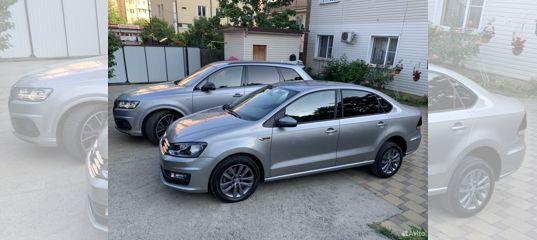 Volkswagen Polo, 2019 купить в Краснодарском крае   Автомобили   Авито