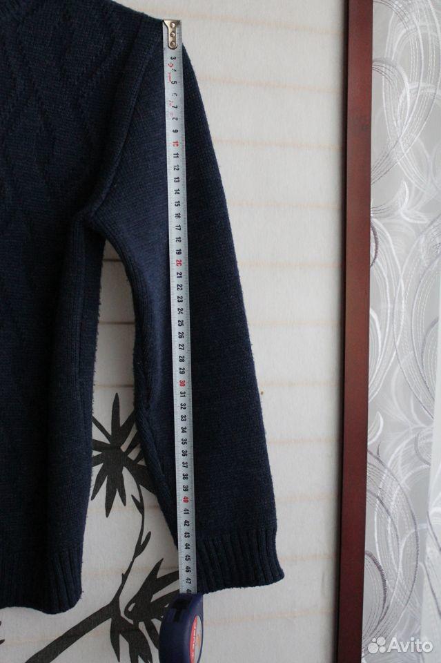 Шерстяная кофта на замочке в хорошем состоянии  89659429552 купить 2
