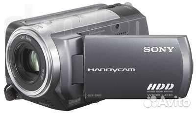 Видеокамера Sony DCR-SR85E  89220484164 купить 3