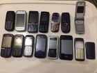 Телефоны разные Нокиа, Сименс