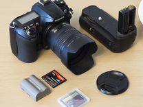 Fujifilm S5 Pro + Nikon 18-70/3.5-4.5G