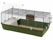 Клетка ферпласт 120 см для кролика, морской свинки