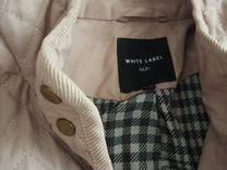 Курточка -пиджак на легком синтепоне — Одежда, обувь, аксессуары в Москве