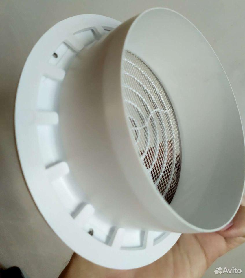 Диффузор- вентиляционная решетка 125мм  89211027887 купить 2