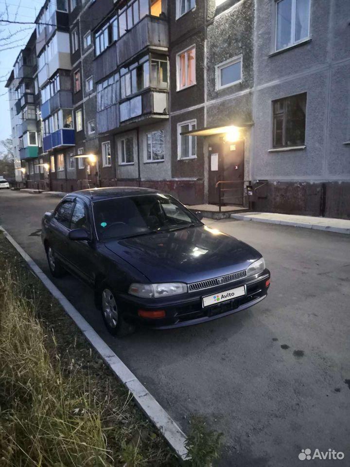 Toyota Sprinter, 1994  89147803069 купить 8
